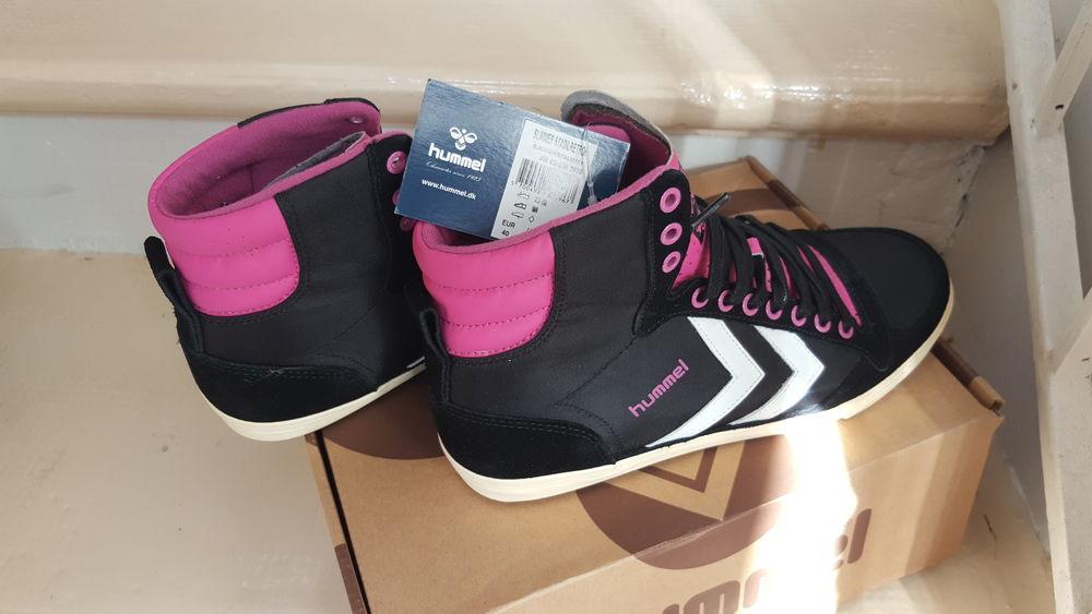 BASKETS MONTANTES HUMMEL - POINTURE 40 Chaussures