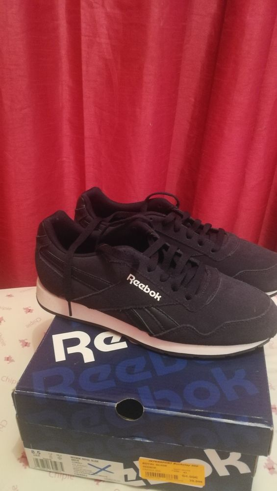Basquette homme reebook royal glide bleu marine taille 41 Chaussures