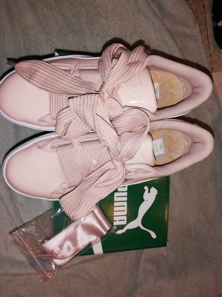 chaussures puma fille 24