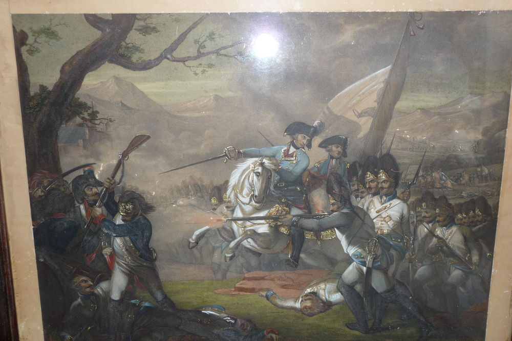 2 batailles   Napoléon Bonaparte   250 Aubusson (23)
