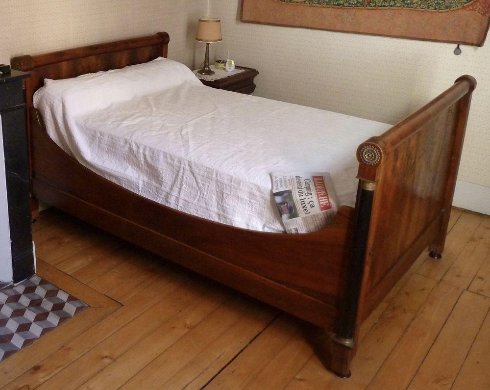 Achetez lit bateau ancien occasion annonce vente albi for Annonce meuble ancien