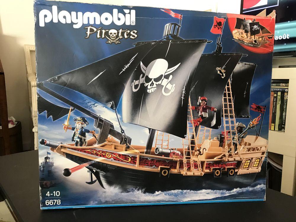 Bateau de Pirate neuf Playmobil 38 Saint-Maurice (94)