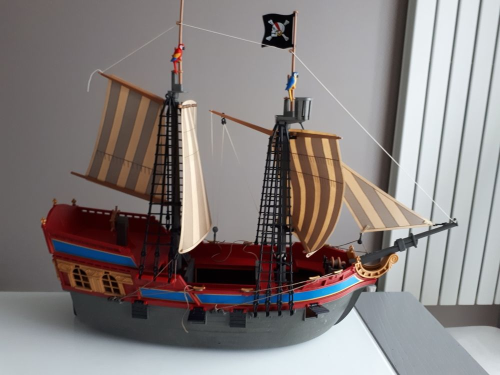 Bâteau Pirate Playmobile 3940 70 Argenteuil (95)