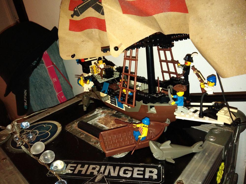 Bateaux LEGO SYSTÈME Arsenal Ref 6271, avec surprise kdo.  310 Bayonne (64)