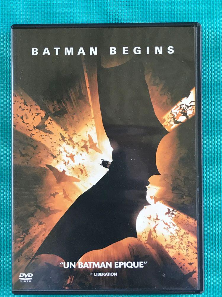 DvD Batman Begins 8 Strasbourg (67)