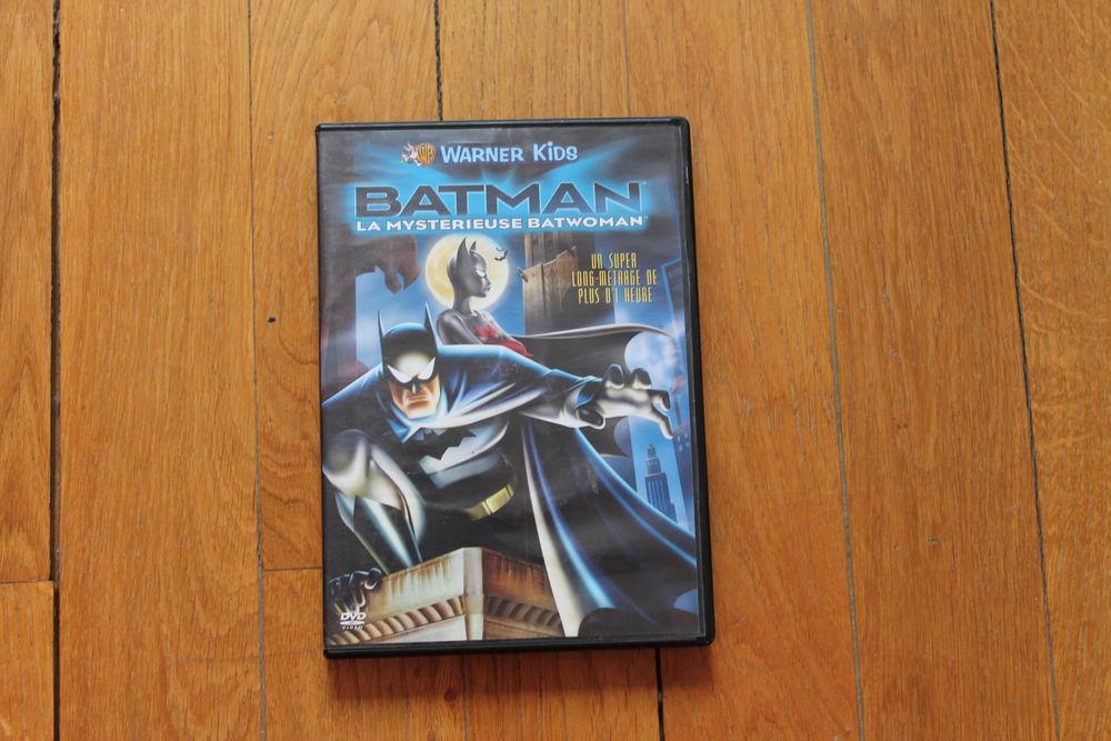 DVD BATMAN LA MYSTERIEUSE BATWOMAN 5 Dijon (21)