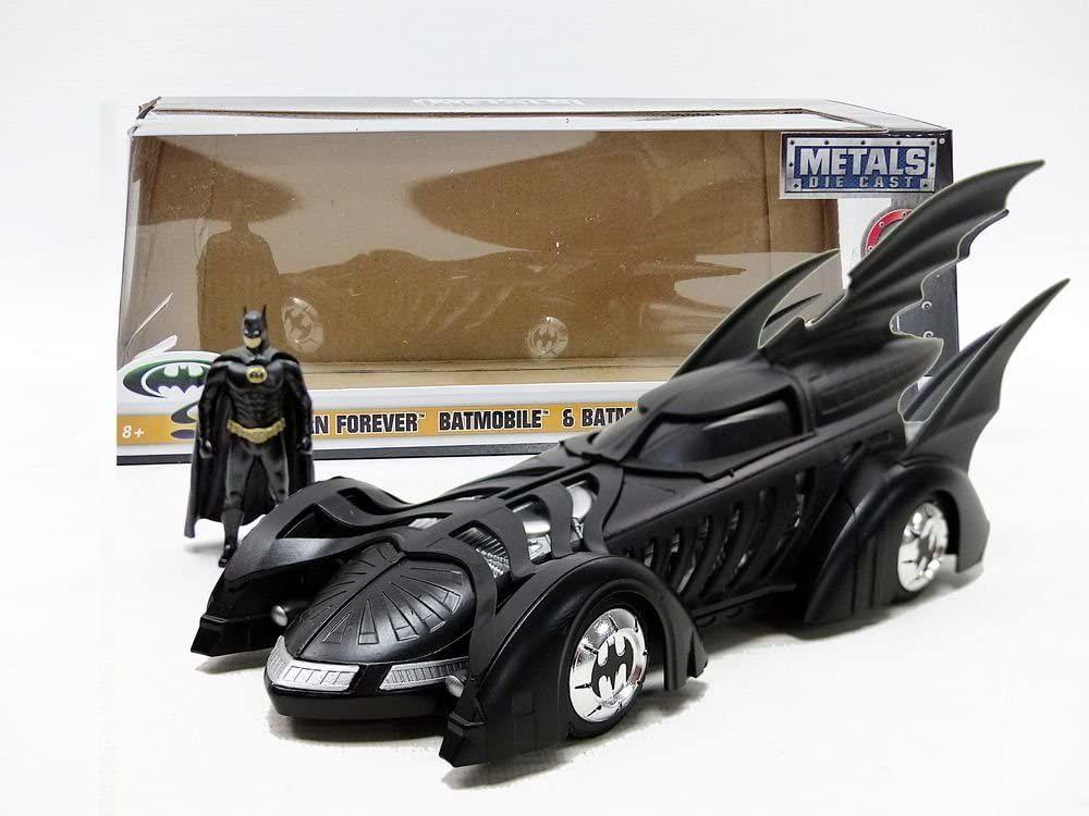 Batmobile 1995 avec figurine batman dc 35 Coudekerque-Branche (59)