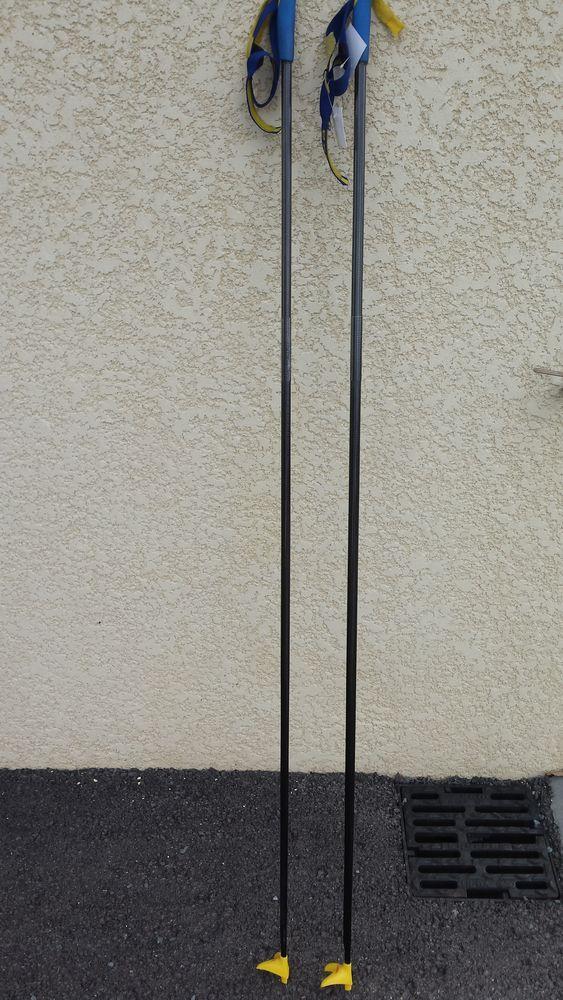 Bâtons de ski de fond Exel 1.62 m 69 Le Coteau (42)