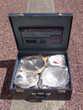 Batterie de cuisine 24 pièces transportable.