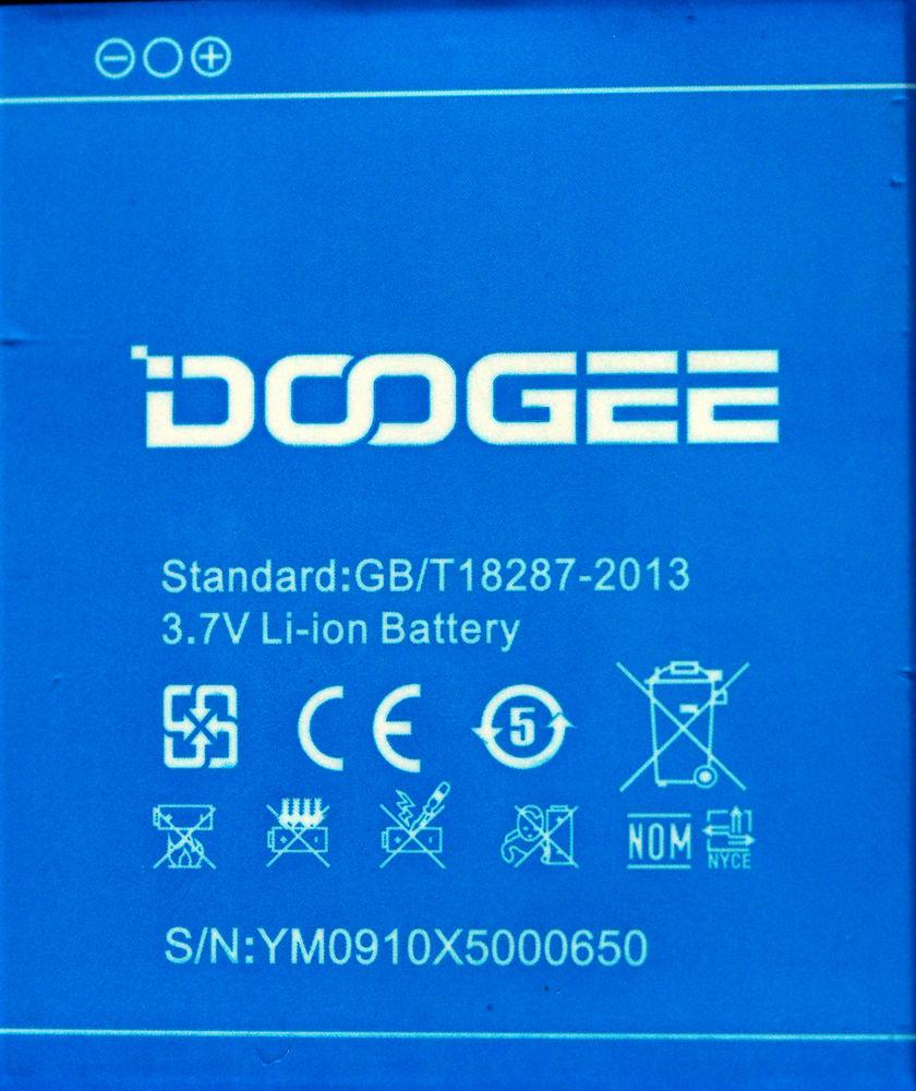 batterie ORIGINALE pour smartphone DOOGEE 14 Narbonne (11)
