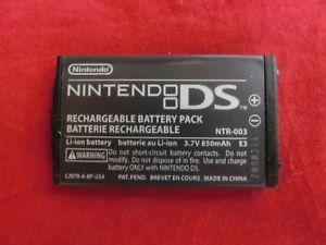 Batterie pour Nintendo Ds 10 Beauchamp (95)