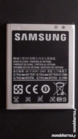 Batterie Samsung Galaxy S2 2 Mauvages (55)