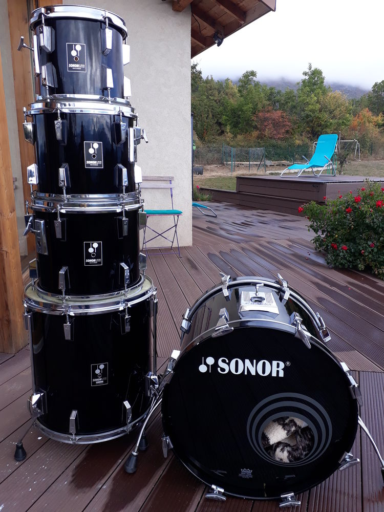 Batterie Sonor Lite 1500 Gap (05)