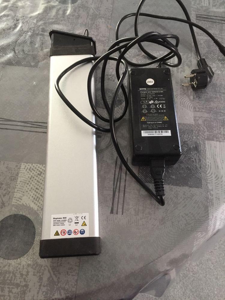 Batterie velo electrique avec recharge 0 Le Mans (72)