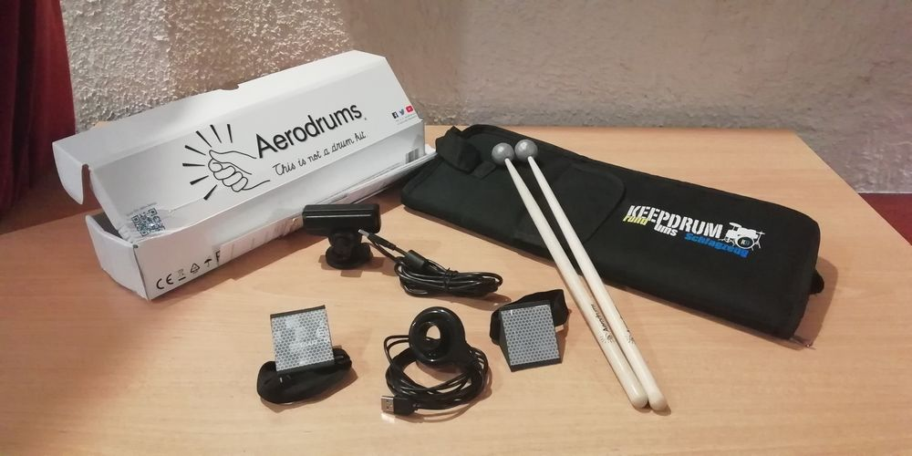 Batterie virtuelle AERODRUMS avec sacoche de transport  150 Issy-les-Moulineaux (92)