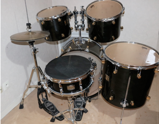 BATTERIE YAMAHA MAPLE CUSTOM 2008 (quasi-neuve) 2000 L'Isle-Adam (95)