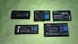 Batteries pour consoles Nintendo