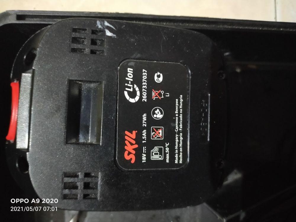 batteries pour visseuse SKILL FO 2531  50 Bergerac (24)