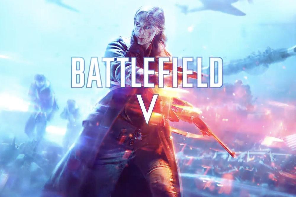 Battlefield 5 - Clé Numérique Global Origin 2 Paris 20 (75)