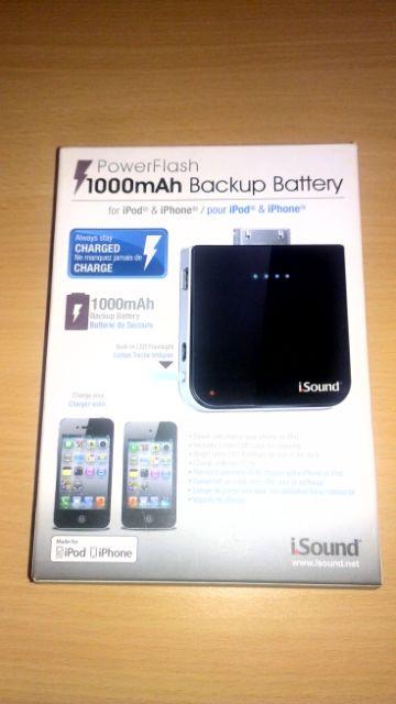Battrie de secours iPhone  7 Nice (06)