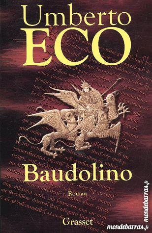 Baudolino - d'Umberto Eco Livres et BD