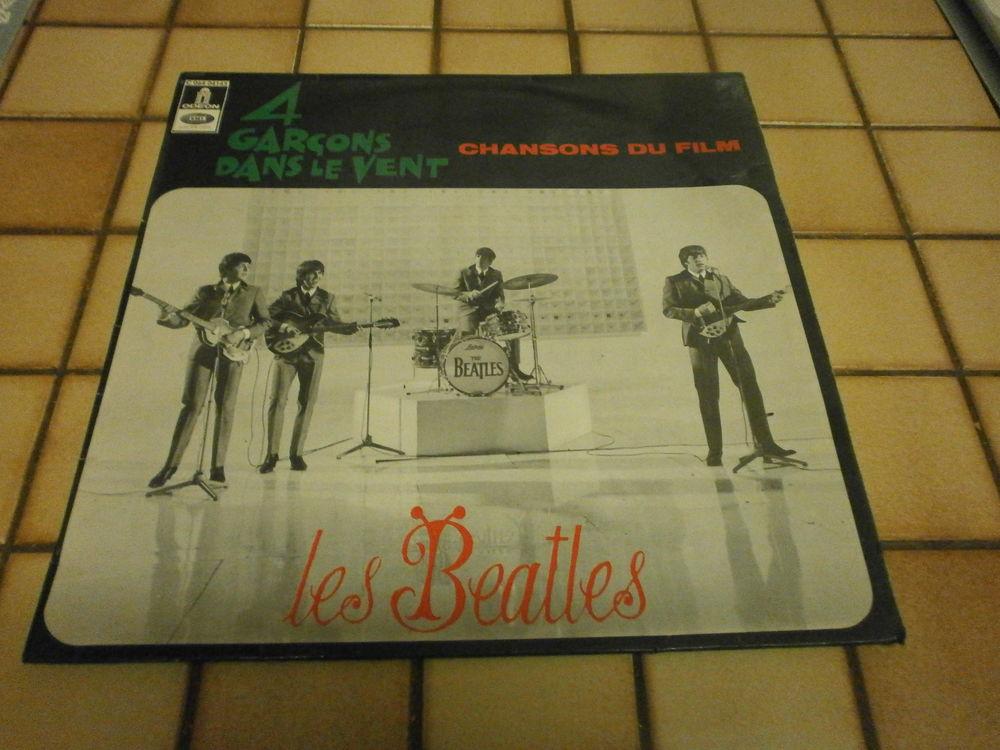 The BEATLES - Album Vinyle 33 T - de ODEON 1973 - 18 Fourmies (59)