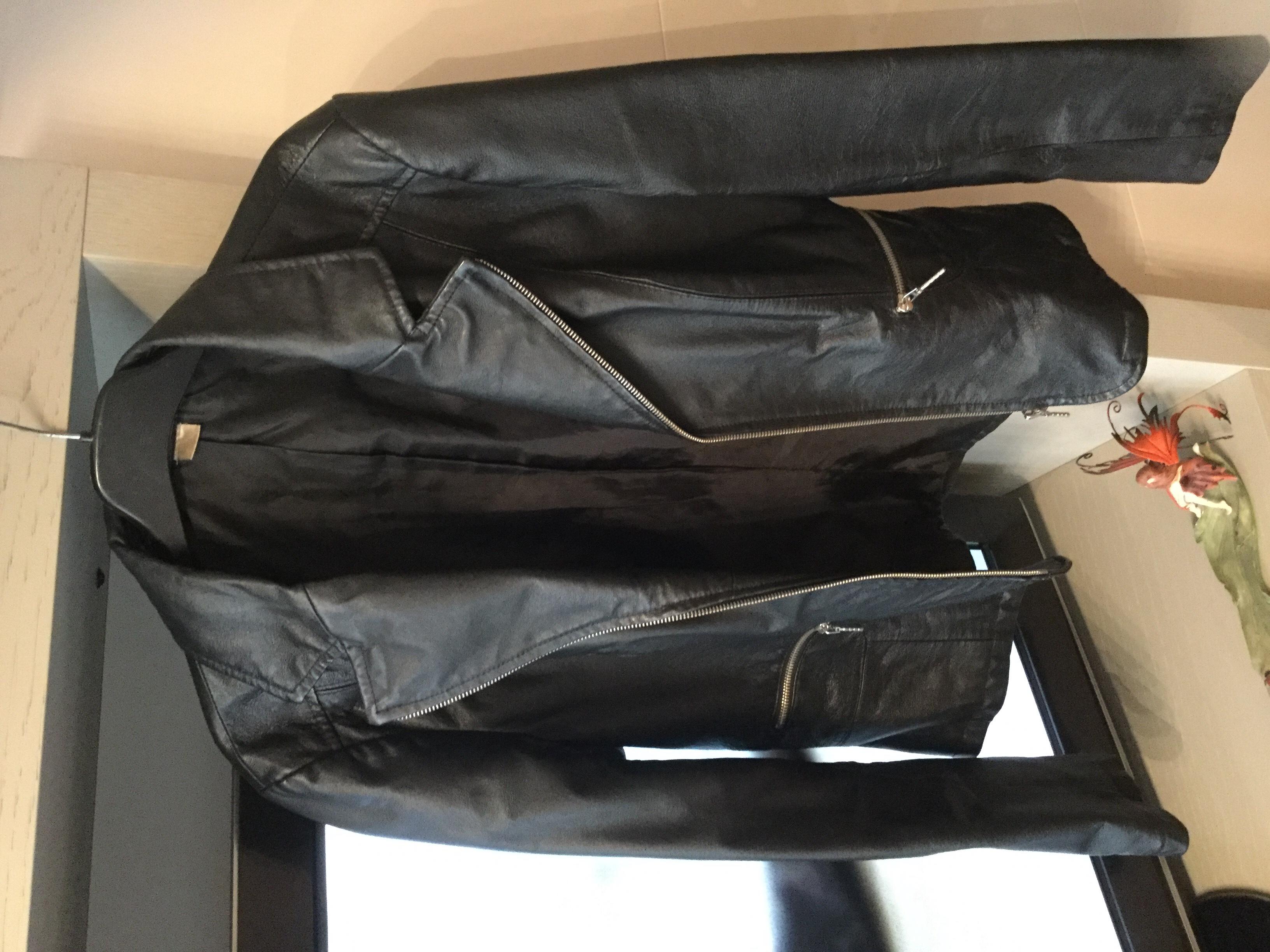 beau blouson cuir 40 Villeparisis (77)
