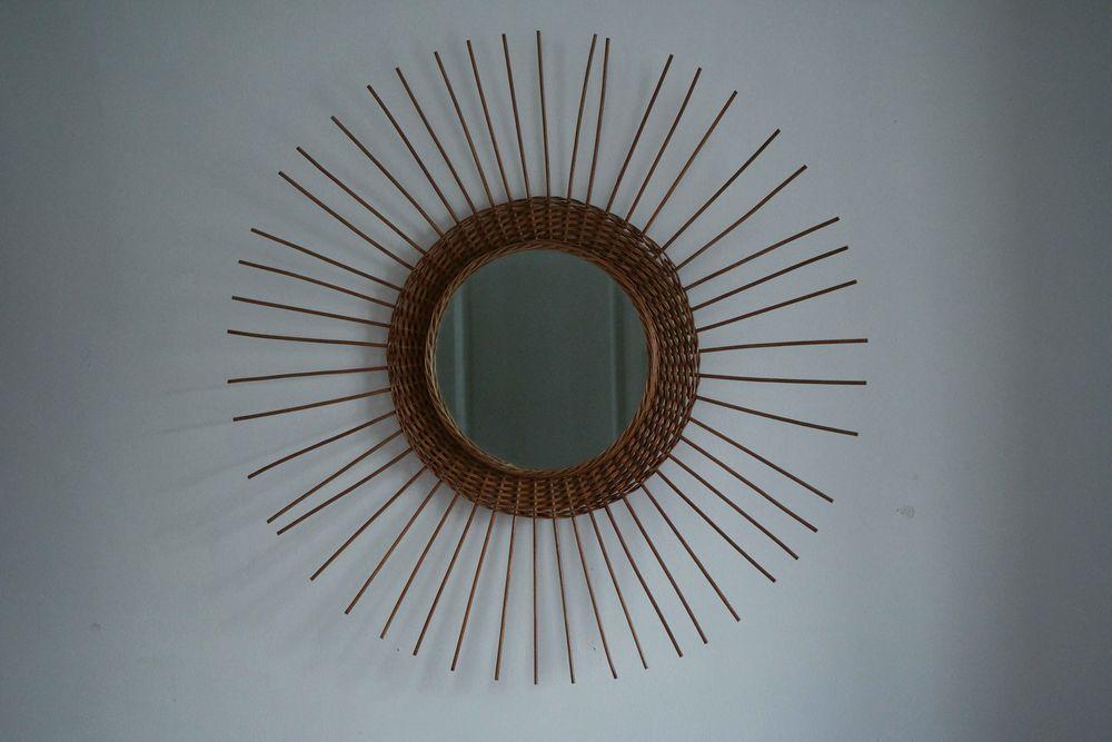 Miroirs ronds occasion en le de france annonces achat for Miroir rond grand diametre