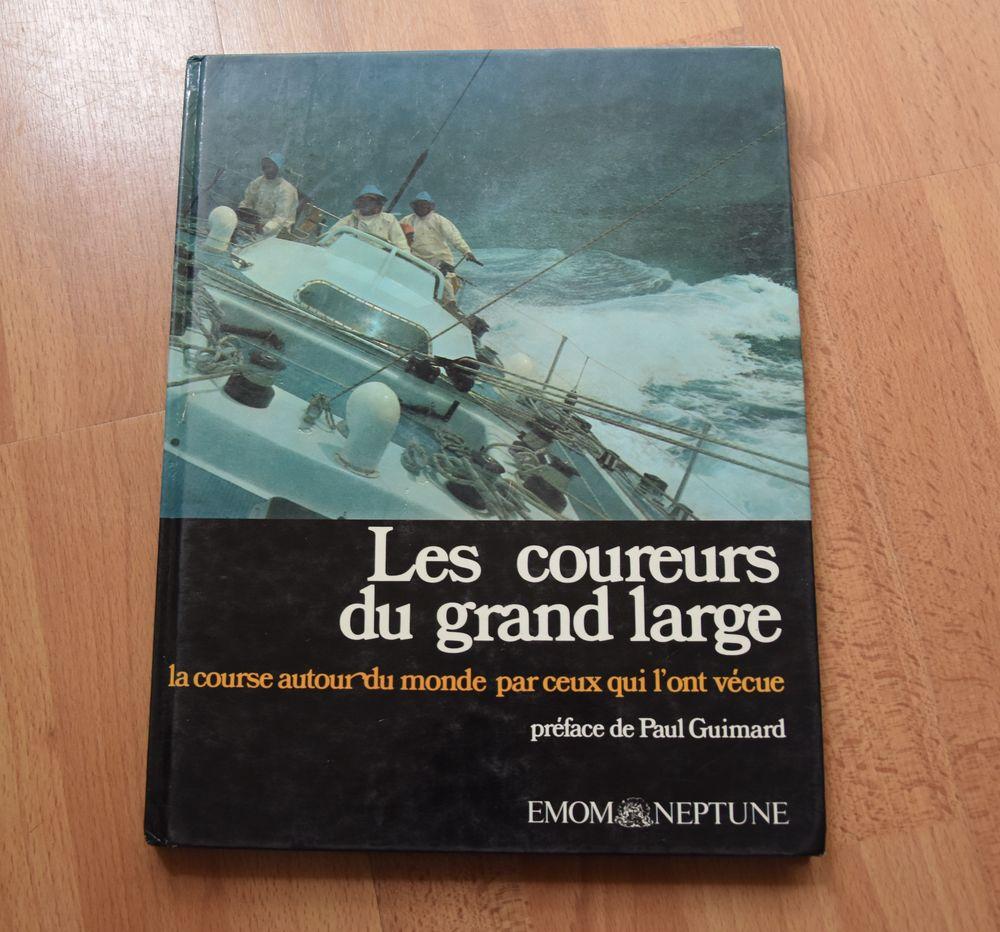 Beau livre: Les coureurs du grand large. Très bon état. 12 Gujan-Mestras (33)