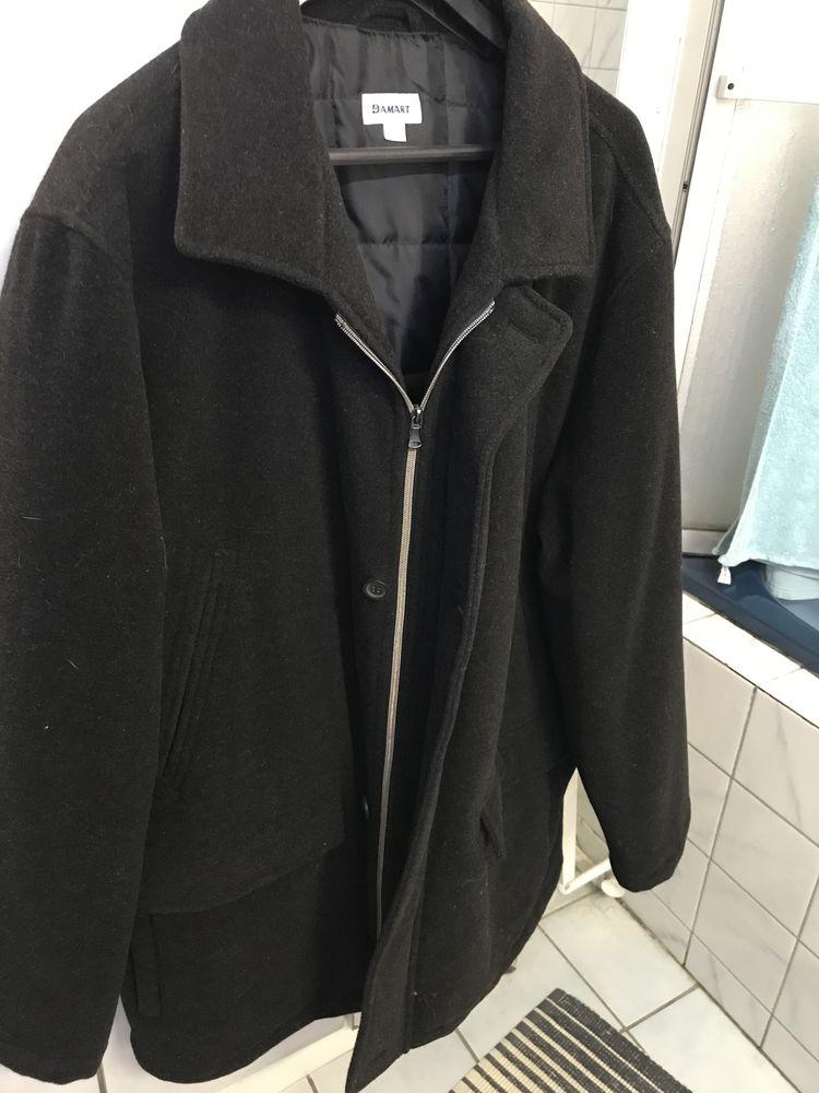 Beau manteau mi-long homme DAMART 40 Sainte-Geneviève (60)