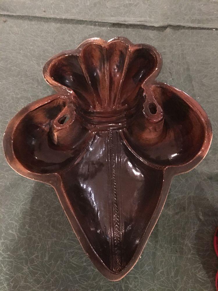 beau moule Alsacien poterie art populaire 50 Soultz-Haut-Rhin (68)