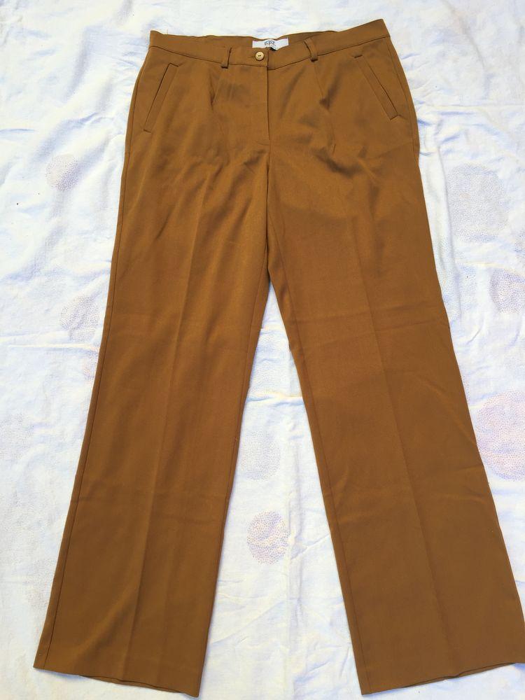 Beau pantalon à pinces marron T.44 AFIBEL comme neuf 5 Saint-Chinian (34)