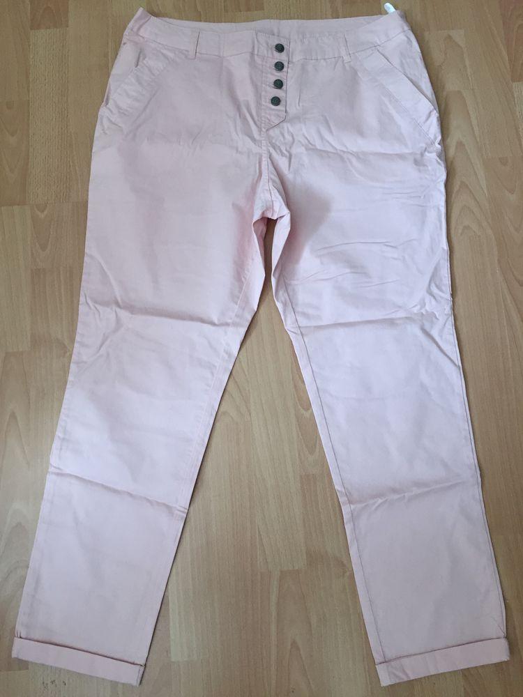 Beau pantalon rose pastel T.44 TBE 5 Saint-Chinian (34)