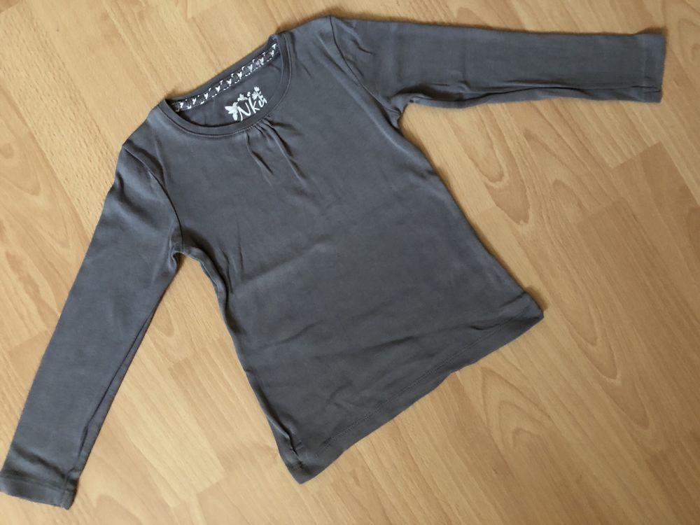 Beau T-shirt gris ML N?Y T. 6 ans TBE 1 Saint-Chinian (34)