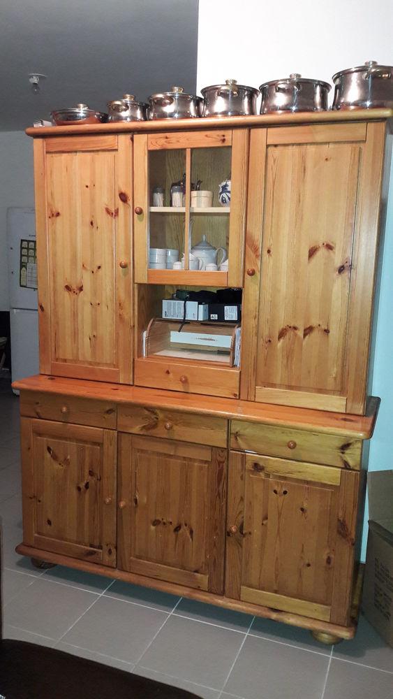beau vaisselier pin massif 250 Rouen (76)