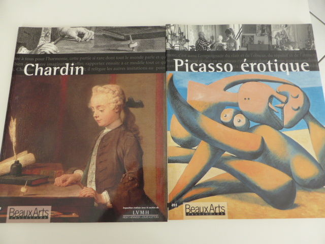 Beaux Arts Collection Chardin Picasso 5 Rueil-Malmaison (92)