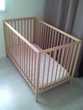 Lit bébé 60x120 avec matelas Carbon-Blanc (33)