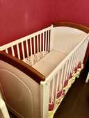 Lit bébé à barreaux 80 Chatou (78)