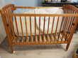 lit bébé  en bois  Bordeaux (33)