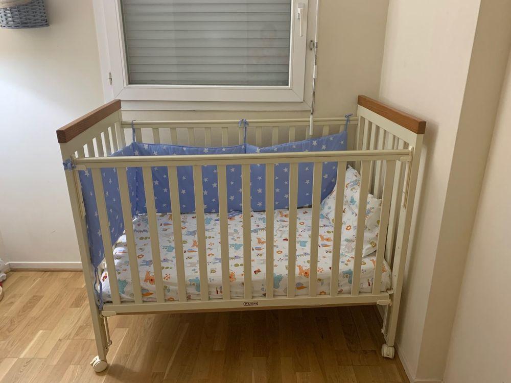 Lit bébé + commode à langer 100 Rueil-Malmaison (92)