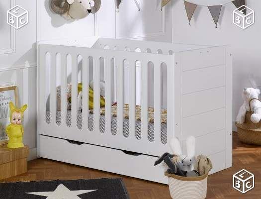 Lit bébé evolutif 220 Marseille 5 (13)