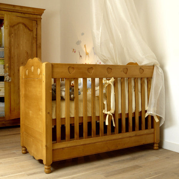achetez lit b b meuble occasion annonce vente saint. Black Bedroom Furniture Sets. Home Design Ideas