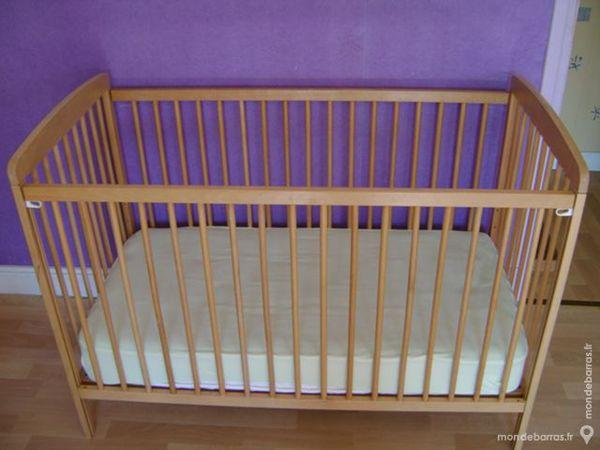 lit bébé 50 Saint-Venant (62)