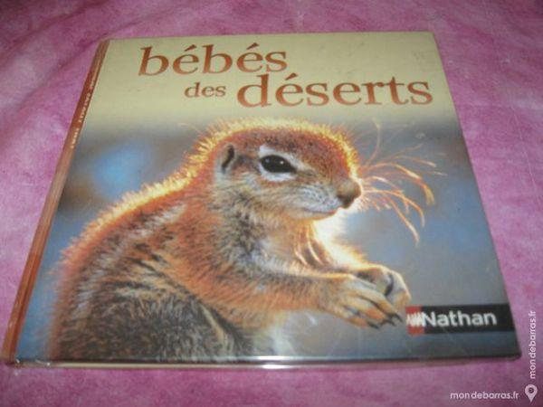 bébés des deserts Livres et BD