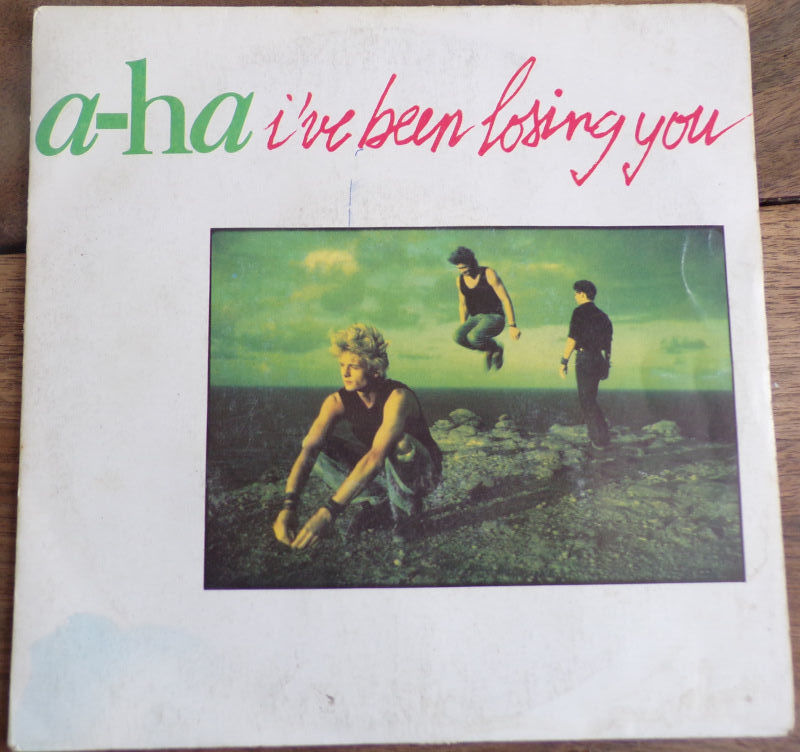 a-ha I've been losing you  vinyle disque  4 Laval (53)