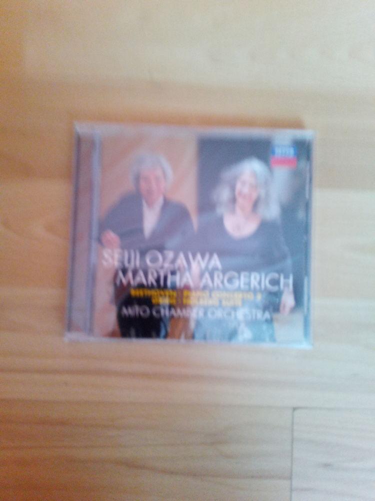 CD Beethoven : Piano Concerto Numéro 2 Grieg : Holberg Suite 16 Ardoix (07)