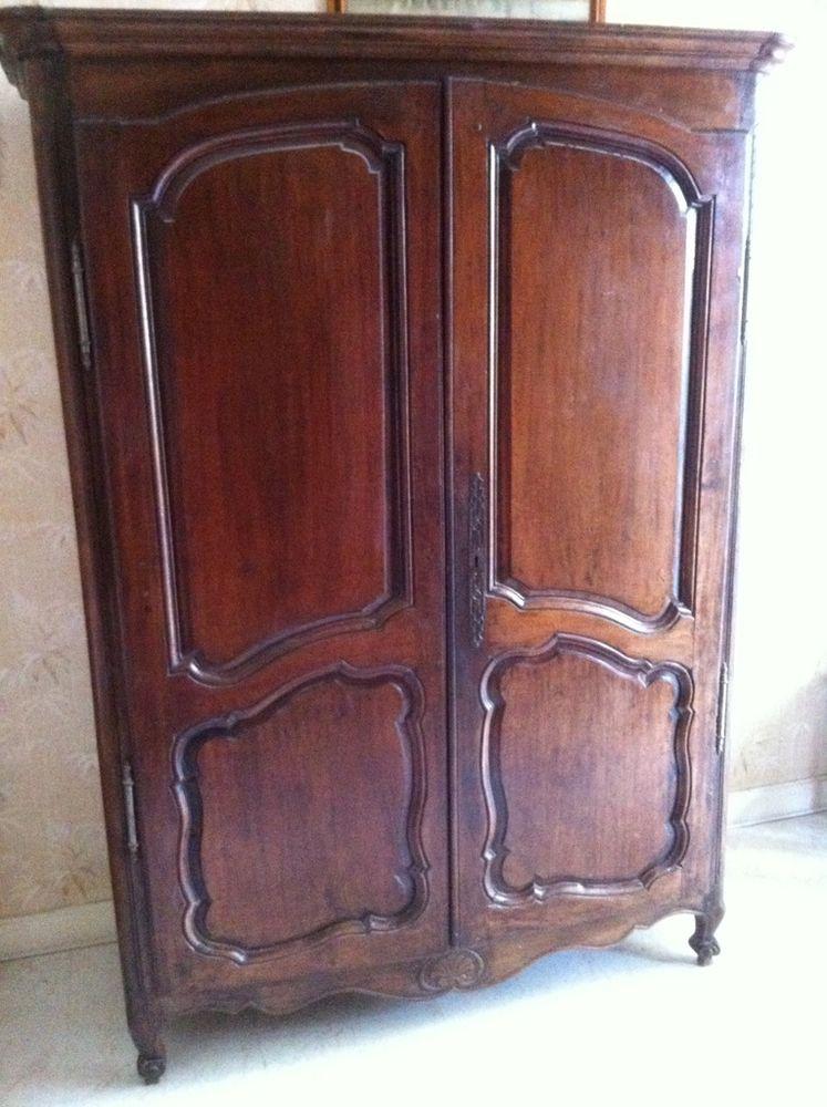 Belle armoire Normande en chêne 0 Menton (06)