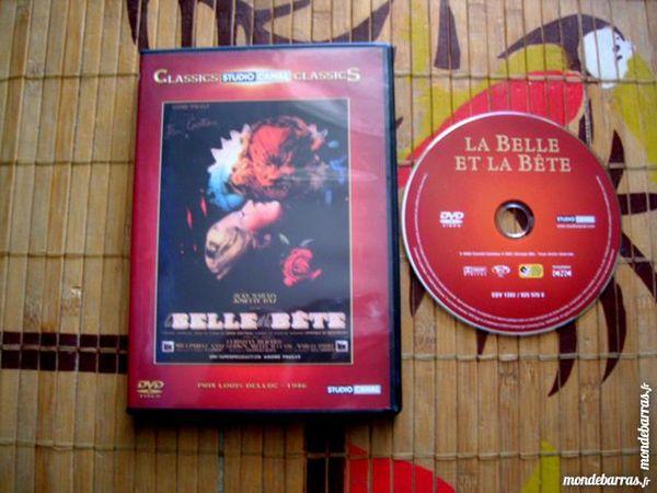 DVD LA BELLE ET LA BETE - Jean COCTEAU 14 Nantes (44)