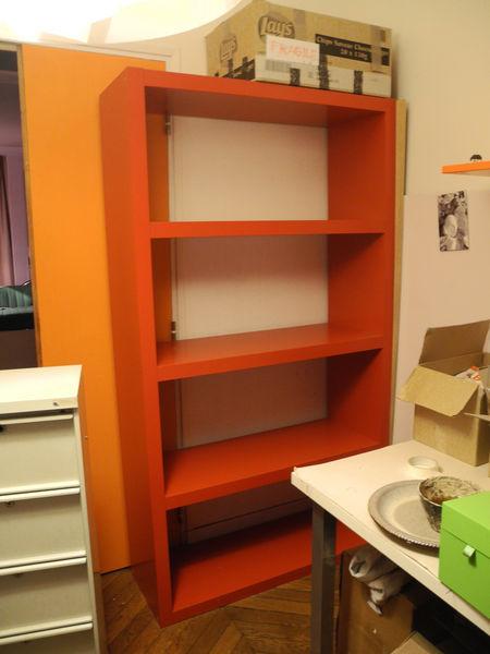 biblioth ques occasion paris 75 annonces achat et vente de biblioth ques paruvendu. Black Bedroom Furniture Sets. Home Design Ideas