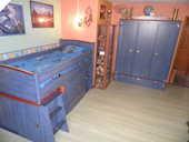 Belle chambre style marin  bureau étagères commode .... 0 Lorquin (57)